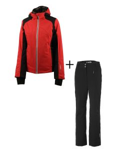 Belleayre W Set jacket and pants