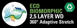 T ECO BIOMORPHIC 2.5 LAYER WD
