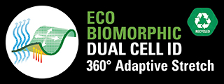 T ECO BIOMORPHIC DUAL CELL ID