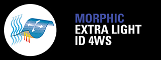 T MORPHIC EXTRA LIGHT ID 4WS