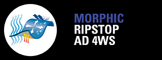 T MORPHIC RIPSTOP AD 4WS